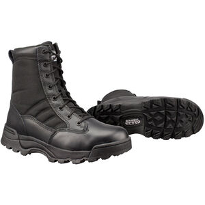 "Original S.W.A.T. Classic 9"" Men's Boot Size 7.5 Regular Non-Marking Sole Leather/Nylon Black 115001-75"