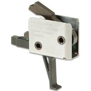 CMC Triggers AR-15 Single Stage Flat Match Trigger 3.5LB Small Pin Burnt Bronze 91503BB