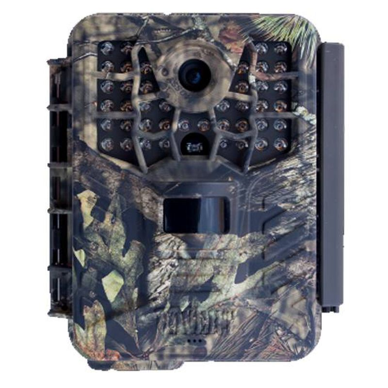 Covert Scouting Cameras Red Maverick Game Camera 12mp 1080p Video 8AA Batteries Camo