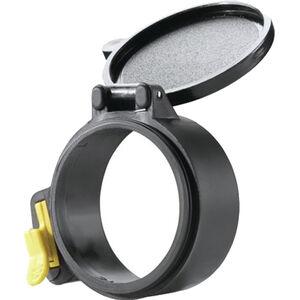 Butler Creek Multiflex Flip-Open Scope Cover Eyepiece Size 16/17/18 Polymer Black