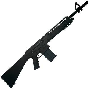 "Akdal MKA 1919 MATCH PRO Semi Auto Shotgun 12 Gauge 18.5"" Barrel 3"" Chamber 5 Rounds Synthetic A2 Stock Black 700020"