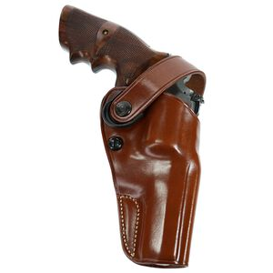 """Galco D.A.O. Belt Holster Taurus Judge 3"""" Right Hand Leather Tan"""