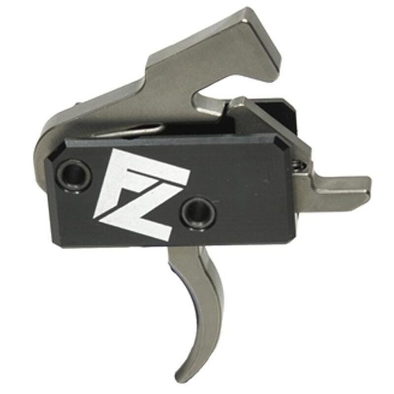 Fail Zero AR-15 Semi Auto Complete Drop In Trigger Group Mil-Spec 3.5Lb Single Stage EXO Coated Nickel Boron