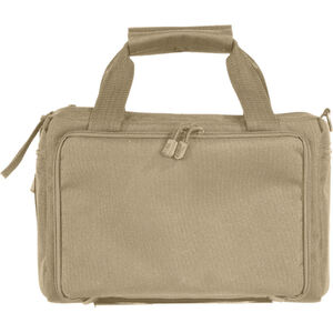 "5.11 Tactical Range Qualifier Bag 8.75""  x 13""  x 10.25"" Sandstone"