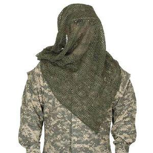 "Voodoo Tactical Sniper Veil Cotton 48""x36"" OD Green 02-010904000"