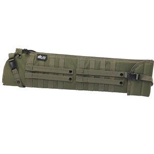 "US Peacekeeper Shotgun Scabbard 29.5 to 34.5"" Length 600 Denier Polyester OD Green"