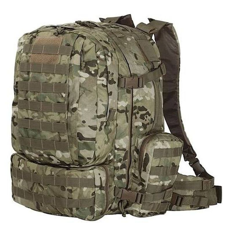 Voodoo Tactical Improved and Enhanced Tobago Cargo Pack Nylon Multicam 15-7866
