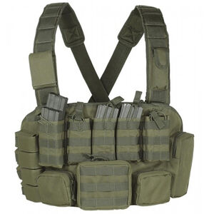 Voodoo Tactical Chest Rig Nylon Olive Drab