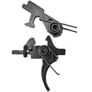 Del-Ton AR-15 Two Stage Hook Under Trigger Set Small Pin Black