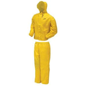 Frogg Toggs Ultra-Lite2 Rain Suit Medium Yellow UL12104-08-MD