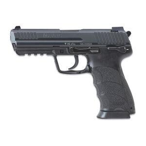 """H&K HK45 V7 LEM DAO Semi Auto Pistol .45 ACP 4.46"""" Barrel 10 Rounds 3 Dot Night Sights Polymer Frame Matte Black"""