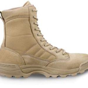 "Original S.W.A.T. Classic 9"" Men's Boot Size 9.5 Regular Non-Marking Sole Leather/Nylon Tan 115002-95"