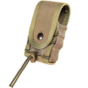 High Speed Gear Handcuff TACO Covered MOLLE Mount Olive Drab