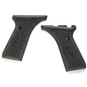 Tactical Solutions Browning Buck Mark UFX, Hunter, Camper Grips G10 Black/Grey