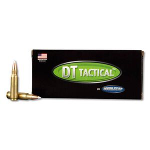DoubleTap 6.8 SPC Ammunition 20 Rounds Nosler AccuBond 100 Grains 68100A