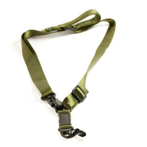 JE Machine Quick Draw Convertible 1/2 Point Sling MS2 Green