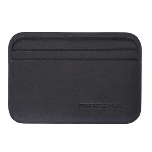 "Magpul DAKA Everyday Wallet 4.2"" x 2.84"" Polymer Textile Black"