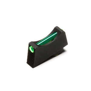 Vickers Elite Snag Free Front Sight for Glock Green Fiber Optic .230""