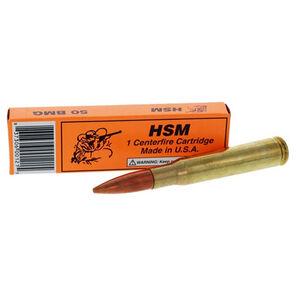 HSM .50 BMG Hornady A-Max Single Inert Dummy Round 750 Grain Hornady A-Max Projectile
