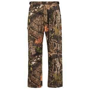 Scent Blocker Men's Fused Cotton Pant Large Ripstop Fabric Realtree Edge Camo