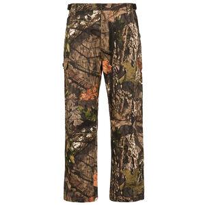 Scent Blocker Men's Fused Cotton Pant Large Ripstop Fabric Realtree Edge Camo