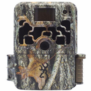"Browning Trail Cameras Dark Ops Extreme 1.5"" Color Viewing Monitor IR LEDs 16MP 6 AA Batteries Polymer Camo Case"