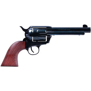 "Heritage Big Bore Rough Rider Single Action Pistol .357 Magnum 4.75"" Barrel 6 Rounds Cocobolo Grip Blue RR357BA"