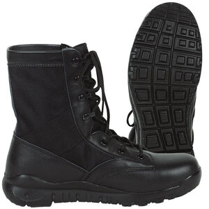 Voodoo Tactical Deluxe Voodoo Waterproof Jungle Boot Size 9 Black