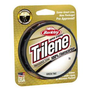Berkley Trilene Line Fluorocarbon Filler Spool 10 Pound 200 Yard Green Tint 1313972