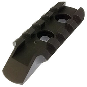 "Samson MFG AR-15 M-LOK 2"" Accessory Rail Kit 6061-T6 Aluminum Hard Coat Anodized Matte Black"