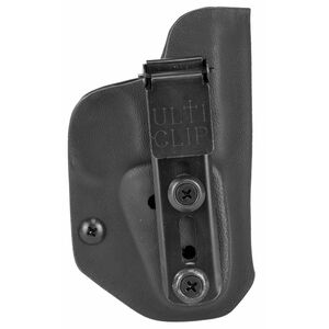 Flashbang Betty 2.0 Inside the Waistband Holster for SIG Sauer P238 Right Hand Draw Ulti-Clip Kydex Matte Black