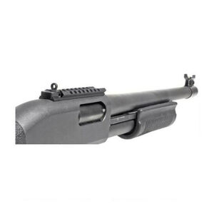 XS Sight Systems Remington 870 Shotrail Ghost Ring Rear Sight Banded Standard Dot Tritium Front Sight