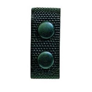 Bianchi 6406 Belt Keeper Black 4 Pack