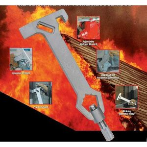 Emergency Medical International 5-in-1 Fire/Rescue Tool 511