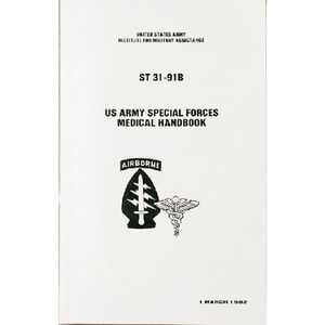 5ive Star Gear Special Forces Medical Manual