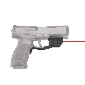 Crimson Trace LG-499 Red LaserGuard For HK VP9/VP40/VP9SK Models Front Activation Polymer Housing Matte Black