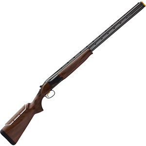 "Browning Citori CXS 12 Gauge O/U Break Action Shotgun 32"" Barrels 3"" Chambers 2 Rounds Walnut Stock with Adjustable Comb Blued"