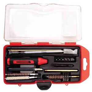 DAC Winchester .308 Win/7.62 NATO Modern Sporting Rifle AR-10/DPMS LR-308 Compact Cleaning Kit 12 Pieces WIN308AR