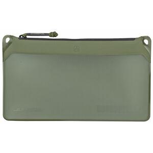 "Magpul DAKA Window Pouch Size Medium 7""x12"" Reinforced Polymer Fabric OD Green"