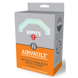 "Hoppe's AirVault Long Term Firearm Storage Bag 12""x52"" Rust Protection Up to 5 Years"