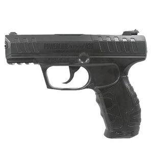 Powerline Air Pistol Model 426, .177 Caliber, BBs, Black Polymer Grips, Matte Black