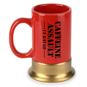 Caliber Gourmet Caffeine Assault 12 Gauge Mug