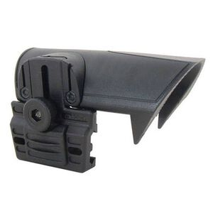 Command Arms Accessories Adjustable Cheek Piece for CBS Stock Polymer Black ACP