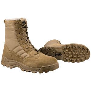 """Original S.W.A.T. Classic 9"""" Men's Boot Size 9.5 Wide Non-Marking Sole Leather/Nylon Coyote 115003W-95"""