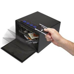 """Bulldog Biometric Fingerprint Pistol Vault 11.5""""L X 8""""W X 5.5""""H"""