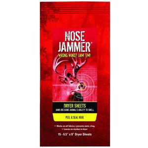 Nose Jammer Dyer Sheets
