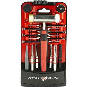 Real Avid Accu-Punch Hammer and Punch Set