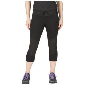 5.11 Tactical Women's Raven Range Capri Size XL Black