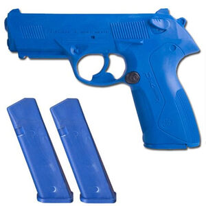 Beretta Blue PX4 Inert Training Pistol with 2 Magazines Polymer Blue