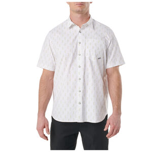 5.11 Tactical Men's Have a Knife Day S/S Button Up Shirt XXL Breeze